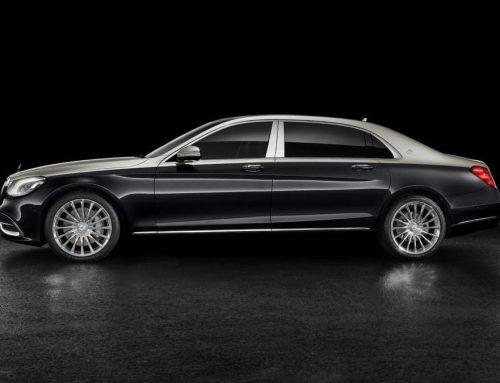 Новият Mercedes-Maybach 2018