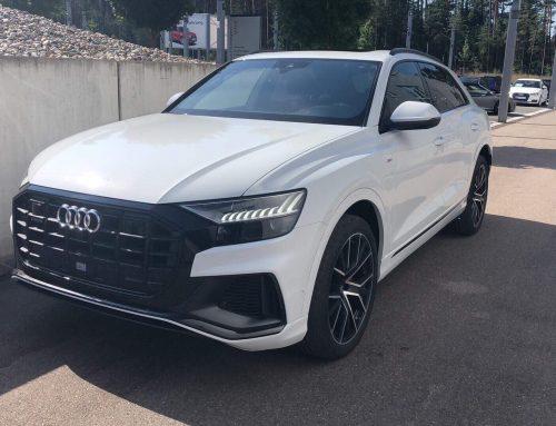 New Audi Q8 50 TDI – 104 000 евро