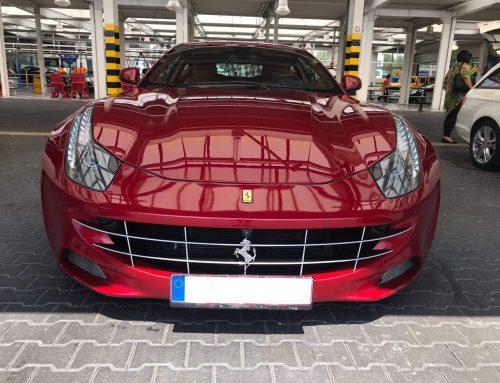 Ferrari FF -137 000 евро с ДДС