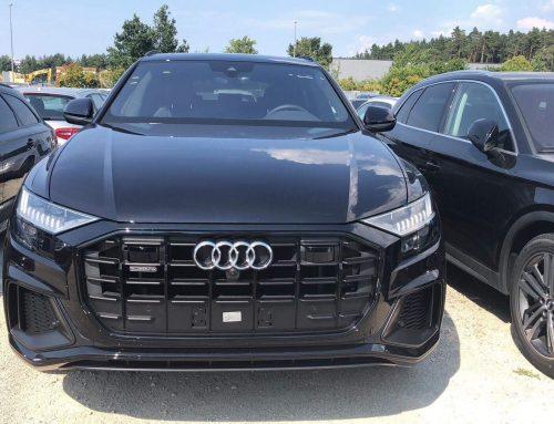 New Audi Q8 50 TDI – 103 000 евро с ДДС