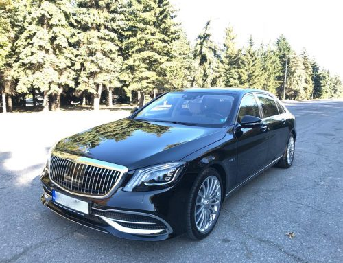 Mercedes Maybach S560 – 399 000 лева с ДДС