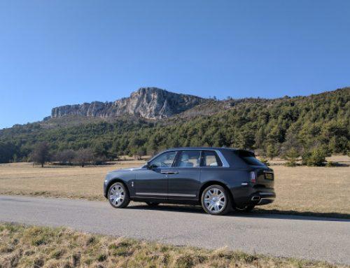 Rolls-Royce Cullinan: тестваме най-скъпия SUV на планетата