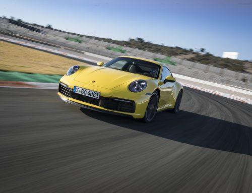 Първи впечатления: Porsche 911