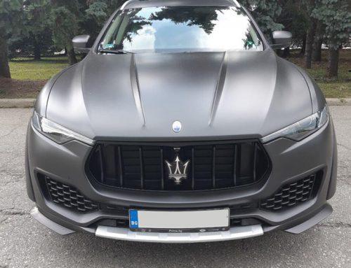 Maserati Levante – 89000 евро. ДДС